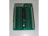 Lot of 3 Opto 22 G4PB32H 32 Slot Classic G4 Digital Mounting Board