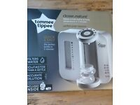 White Tommee Tippee Closer to Nature Perfect Prep Machine for sale - full working order - no offers