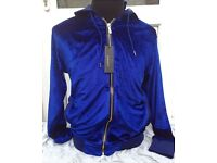 NEW VERSACE VELVET TRACKSUIT - NEW WITH TAGS - NOT GUCCI ARMANI PRADA