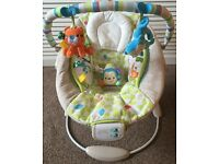Baby Bouncer and Baby Swing