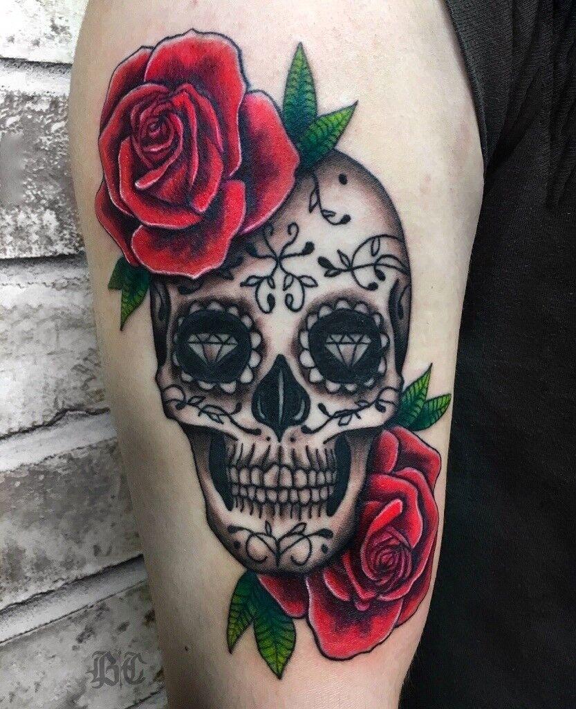 Junior Tattoo artist working in licensed shop seeking portfolio expansion  at discounted rates!!! | in Harrow, London | Gumtree