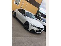 BMW 3 series msport 316i turbo