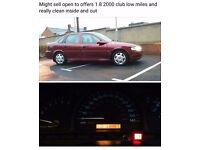 £400 good clean car
