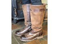 Le Chameau Jameson GTX Mens Boots Size 9.5