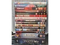 16 DVD Movies