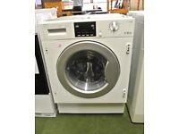 CDA CI325 6kg 1200rpm A++ Integrated Washing Machine