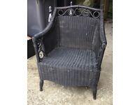 Heals rattan chair