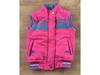'Cuddly Pones' Horse riding gillet Age 6-7 yrs