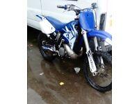Yamaha yz250 250cr kx rm