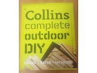 ♦♦♦ Collins complete outdoor DIY Book ♦♦♦