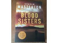 New Graham Masterton Blood Sisters Book