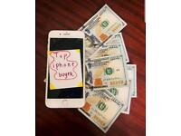 Used iPhones [ 7 8 X ] Wanted   Cash Now