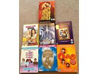 Mix of DVDs and Boxsets
