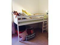 Mid sleeper bed/High Bed