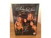 Pretty Little Liars Season 1-7 Complete DVD Boxset New & Sealed