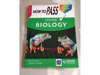 Higher Biology Revision Book