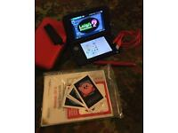 Nintendo 3DS XL w/ 8 games & accessories