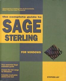 The complete Guide to Sage Sterling for windows