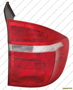 Tail Lamp Driver Side High Quality BMW X5 2007-2010