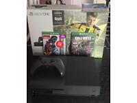 Xbox one s limited storm grey