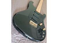 1982 Ibanez Blazer Hardtail in Black - excellent all round condition