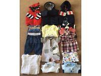 Baby Boy Clothes 0 - 6 Months - Bargain £10