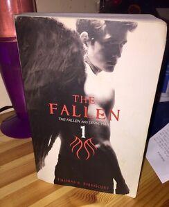 The Fallen series 1 by Thomas e. Sniegoski