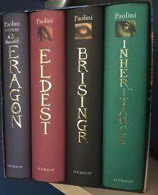Christopher Paolini Inheritance Cycle Box Set
