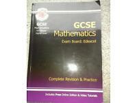 Edexcel GCSE Mathematics Complete Revision and Practice book