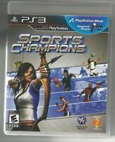 JEU  SPORTS CHAMPIONS (PS3) MOVE
