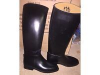Harry hall horse riding boots