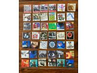 100+ UK commemorative stamps all different off paper