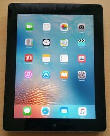 ipad 3, 16GB, Retina Display, 16GB, Wifi and 4G Sim Unlocked, Excellent Condition