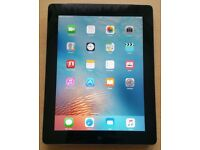 Apple ipad 2, 64GB, wifi and 3G sim Unlocked, Excellent Condition