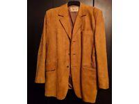 Vintage Adastra Suede Blazer L