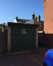 Single Garage To Let: Lowestoft NR32 2AT