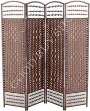 Home Office Cafe Decor Room Divider Rattan Privacy Screen 170cm Princes Hill Melbourne City Preview