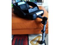 Maxi Cosi Easybase 2 Baby Car Seat Base fits Cabriofix and Pebble Not isofix