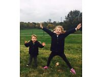 Part time after school nanny needed in E1