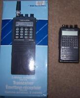 HTX 202  VHF Amateur Radio Handheld