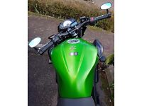KAWASAKI Z300 ABS 6 MONTHS OLD