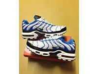 Brand New With Tags Men's Nike TNs White Size 8.11 £30 Each