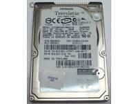 20GB IDE 2.5 inch hard drive