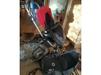 BUGABOO CAMELEON 2 WITH EXTRA
