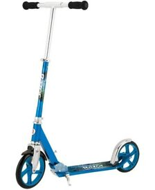 Razor A5 Lux Commuter Scooter - Blue (v near new)