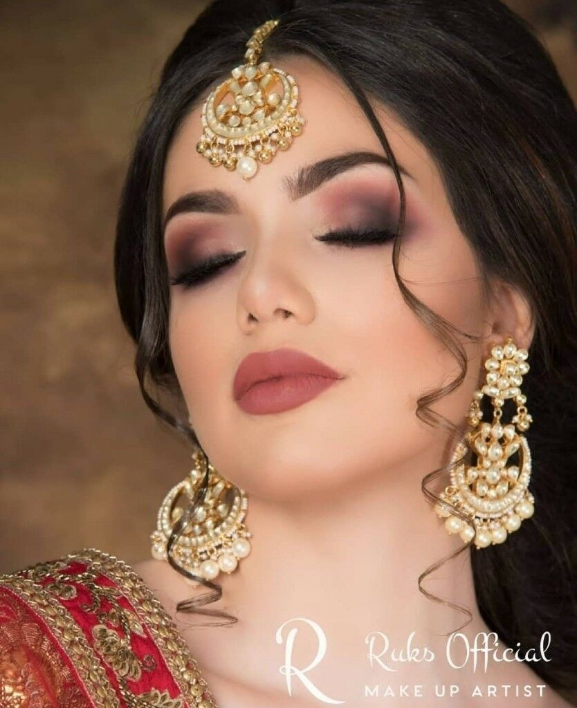 ASIAN BRIDAL MAKEUP ARTIST & HAIRSTYLIST LONDON (CERTIFIED BY NAEEM KHAN) | in Croydon, London | Gumtree