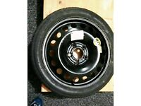 "18"" GTI GOLF TYRE CONTINENTAL"