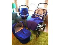Mamas and Papas Travel System (will sell separately)
