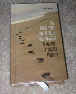 The Footprints Book of Daily Inspirations Regina Regina Area image 1