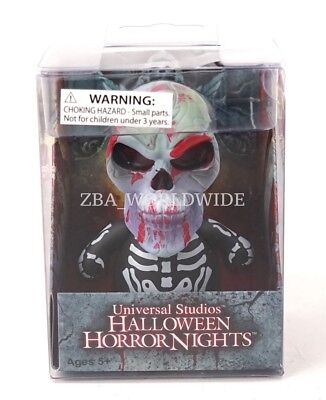 Universal Studios 2017 Halloween Horror Nights 27 Skull Uni-minis Vinyl Figure (Universal Studio Halloween 2017)
